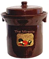 Harsch Gairtopf Fermenting Crock Pot - 10 Liter - ME7420 from Miracle Exclusives