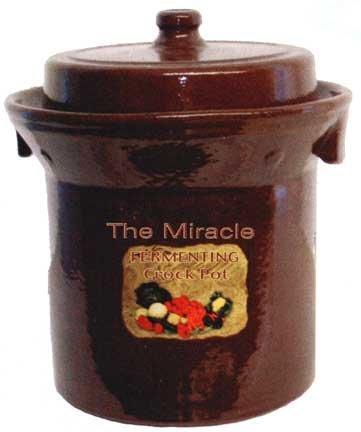 Harsch Gairtopf Miracle Fermenting Crock Pot 5 Ltr