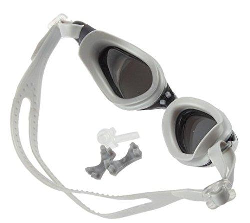 Swimming Goggles Nalakuvara Adjustable Unisex Adult Non