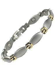 MPS NOVA Titanium Magnetic Bracelet Size L - 20.0 cm