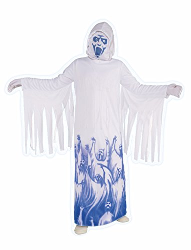 Forum Novelties Ghostly Soul Taker Costume For Boys, Child Large front-600941