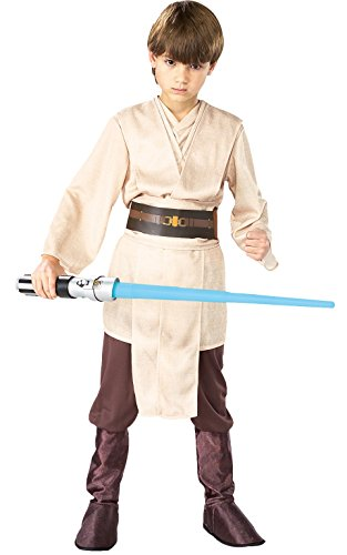Star Wars Episode III Deluxe Child's Jedi Knight Costume, Medium