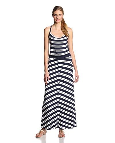 Michael Stars Women's Bastille Stripe Hope Maxi Dress