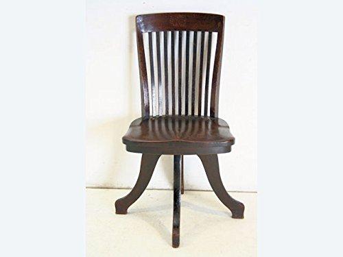 【アンティーク】【デスクチェア】【書斎用椅子】【送料無料】dc-2 1920年代イギリス製オーク アンティーク デスクチェア (書斎用椅子)【イギリス】【英国】【西洋】【骨董】【ヴィンテージ】【家具】【アンティーク家具】