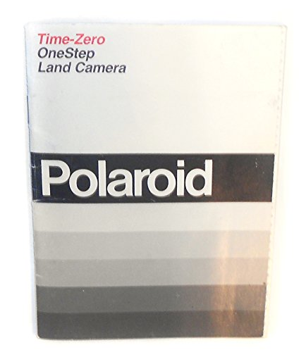 Vintage Polaroid Time-Zero OneStep SX-70 Land Camera 2