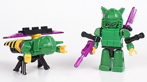 WASPINATOR - Kre-o Transformers Kreon Micro Changers Single Figure (Loose)