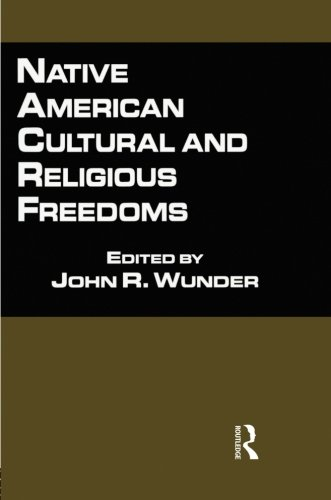 Native American Cultural and Religious Freedoms (Native Americans and the Law)