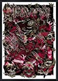 Poster - TRIVIUM - Black Framed Limited Edition Concert Poster - by Rhys Cooper von Trivium