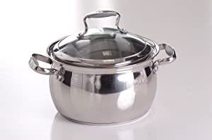 Tools of the Trade Stainless Steel 3 Quart Soup Pot at Sears.com