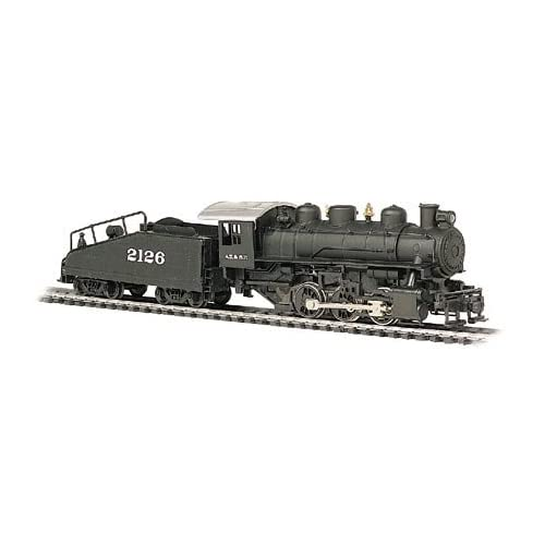 Amazon.com: Bachmann Trains Usra 0-6-0 with Smoke and Slope Tender - S