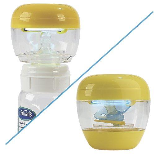 Brush Buddies Pacifier and Nipple UV Sanitizer - 1