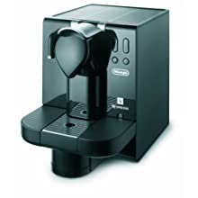 DeLonghi EN670.B Nespresso Lattissima Single-Serve Espresso Maker, Black