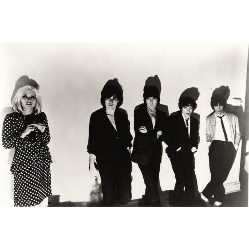 Amazon.com: Blondie Poster Art Debbie Harry 70s Rock N Roll Punk Music