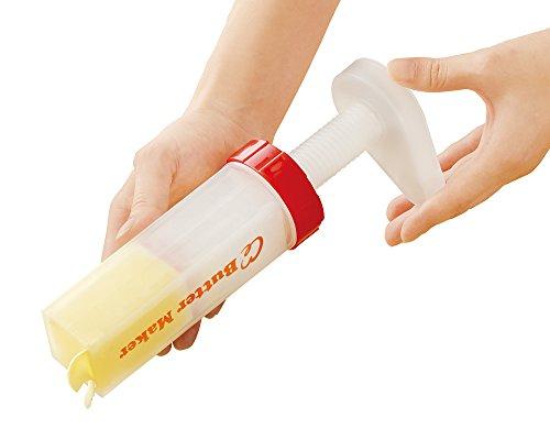 バターケース バターカッター ふんわりとろけるバターメーカー