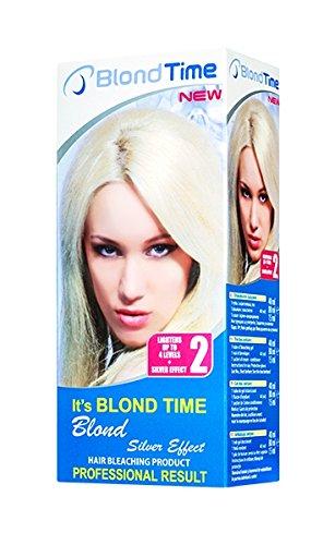 Confezione Risparmio 2 x Prodotti Denti, Asciugacapelli Blond Silver Effect