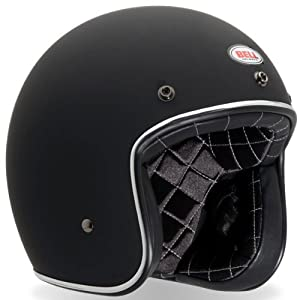 Bell Custom 500 Helmet - Medium/Matte Black