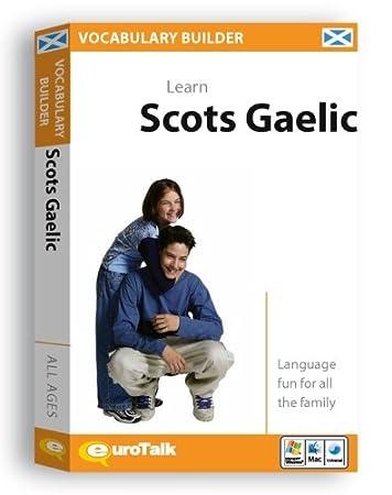 EuroTalk Interactive - Vocabulary Builder! Learn Scots Gaelic