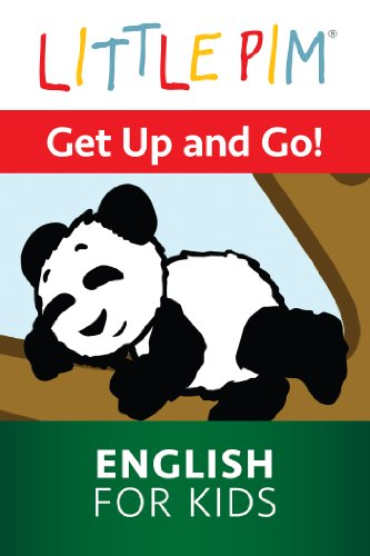 Little Pim: Get Up and Go! - English for Kids