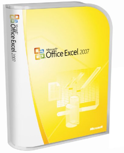 Microsoft Excel Home and Student 2007  English