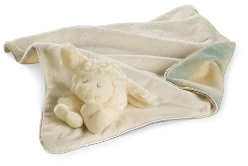 Pendleton Baby Lamb Blankie front-20241