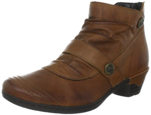 Lynn Double Button Ankle Boots Braun 6 / 39