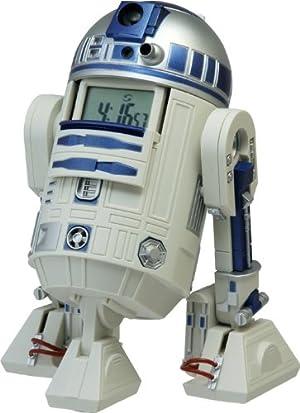 STAR WARS R2D2 リアル/アクション目覚し時計 8ZDA21AZ03