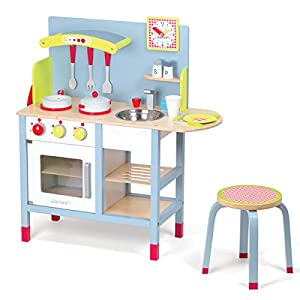 janod j06538 jeu d 39 imitation cuisine picnik duo jeux et jouets. Black Bedroom Furniture Sets. Home Design Ideas