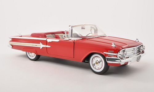 chevrolet-impala-rot-1960-modellauto-fertigmodell-motormax-118