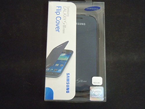 Samsung Galaxy S III mini Flip Cover - Pebble Blue (Samsung S Mini 3 compare prices)
