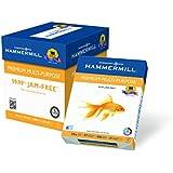 Hammermill Premium Multi-Purpose, 24 lb, 8 1/2 x 11 Inch, 97 Bright, 2500 Sheets/5 Ream Case (105810C)