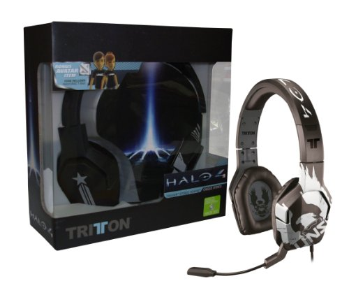 TRITTON Halo 4 Trigger Stereo Headset for Xbox 360