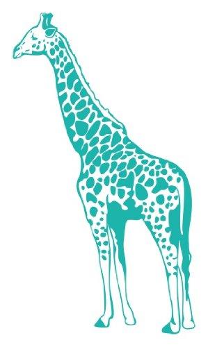 Style & Apply - Giraffe Ii - Wall Decal, Sticker, Mural Vinyl Art Home Decor front-746441