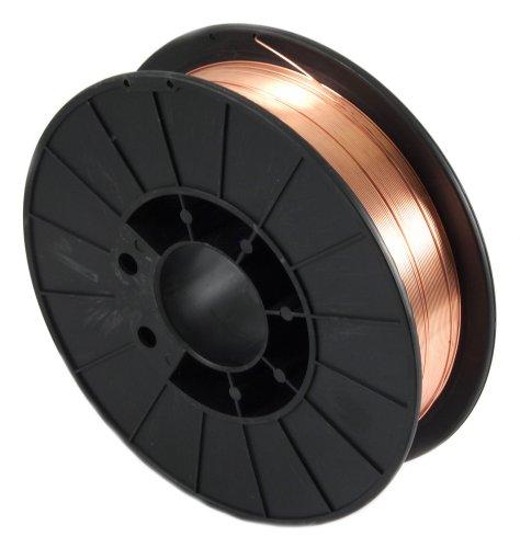 Review Forney 42287 Mig Wire, Mild Steel ER70S-6, .035-Diameter, 10-Pound Spool