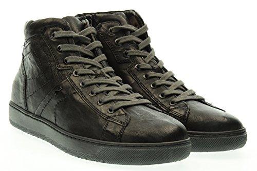NERO GIARDINI uomo sneakers alte A604360100 43 Nero