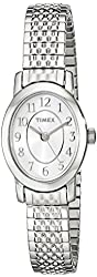 Timex Women's TW2P601009J Cavatina Watch with Stainless Steel Expansion Band