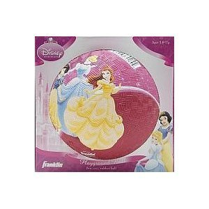 "Franklin Sports Princess 5"" Rubber Playground Ball"
