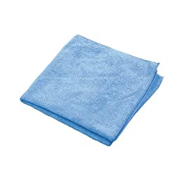 Microworks 2512-B-DZ Microfiber Towel, 12\