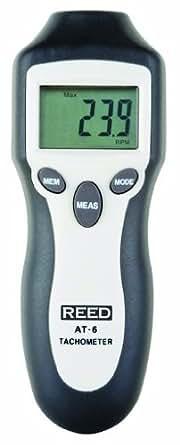 Reed Instruments AT-6 Photo Tachometer