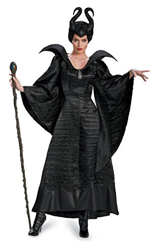 Adult Christening Gown Deluxe Maleficent Costume 71825
