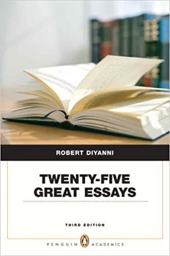 100 great essays 4th edition Download and read 100 great essays diyanni 4th edition 100 great essays diyanni 4th edition change your habit to hang or waste the time to only chat with your friends.