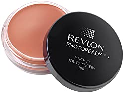 Revlon Photo Ready Cream Blush, Pinched, 0.4 Ounce