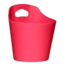 Premier Housewares 1600437 Contenitore, Plastica, Rosa Caldo