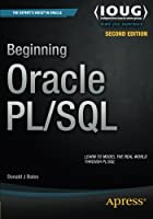 Beginning Oracle PL/SQL, 2nd Edition Front Cover