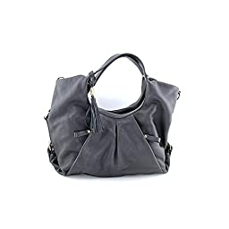 Vince Camuto Cris Shopper Shoulder Bag (Black)