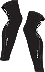 Sugoi Unisex SubZero Leg Warmer (Black, Small)
