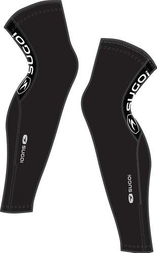Sugoi Unisex SubZero Leg Warmer (Black, Medium) (Men Leg Warmers Cycling compare prices)