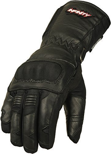 infinity-wriath-leather-motorbike-gloves-knuckle-protection-waterproof-thermal-winter-textile-padded
