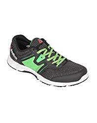 REEBOK Men CARTHAGE RUN Black Running Shoes