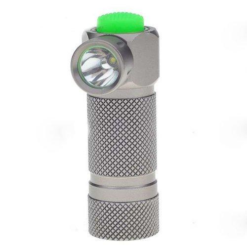 Trustfire Z1 Cree Xp-E-Q5 3-Mode 280-Lumen Memory Led Flashlight Torch Flashlamp(1*Cr123A/1*16340)