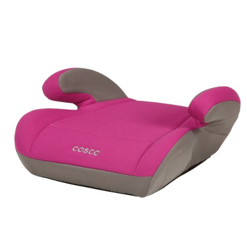 Buy Discount Cosco Juvenile Top Side Booster Car Seat, Magenta